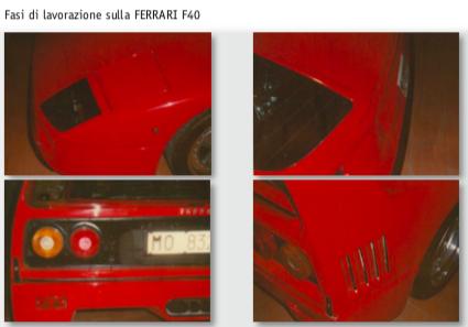 modelleria-Ferrarif40